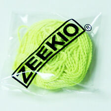 Zeekio Yo-yo Strings -(1) Ten Pack of 100% Polyester YoYo String - Neon Yellow