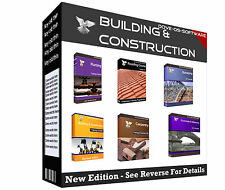Conditionnement multiple building construction menuiserie plomberie surveying toiture livre sur cd