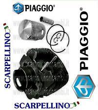 KIT GRUPPO TERMICO PIAGGIO APE TM 703 602 P3 -CYLINDER PISTON- 832349 828864