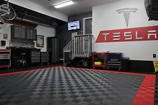 Tesla Letters and Logo Sign 9' wide  4 1/2' tall Brushed Silver