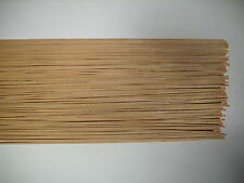 50 Holzleisten Birke 800 x 3 x 0,6 mm