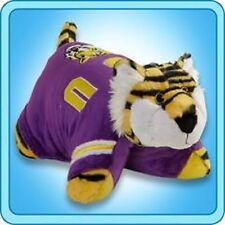 """LSU Tigers  Large 18"""" Mascot Pillow Pet - NCAA"""