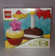 LEGO DUPLO My First Cakes 10850 Building Kit NEW