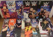 WWE 2 5 6 7 8 13 18 19 20 21 23 24 25 BOOM A COVER COMIC LOT HOPELESS 2017 NM