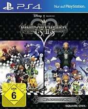 Ps4/Sony PlayStation 4 juego de Kingdom Hearts HD 1.5 & 2.5 Remix con embalaje original
