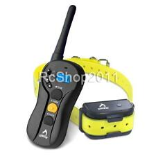 Electric Trainer Collar Remote Waterproof Pet Safe Dog Shock Training Collar UK