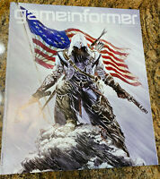 Game Informer Issue #228 Apr 2012 Cover 2 Variant -Good Condition! Free Shipping