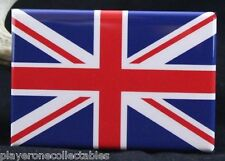"British Flag 2"" X 3"" Fridge / Locker Magnet. Union Jack England UK"