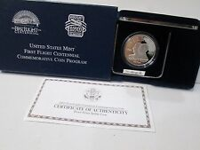 2003 First Flight Proof Silver Dollar Commemorative Coin