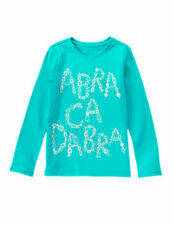 Girls' Long Sleeve Sleeve Tops & T-Shirts (Sizes 4 & Up)
