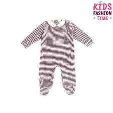 Coccode Chenille Babygrow Size 6M / 66Cm Striped Elbow Patches