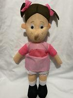 "Mexican Peluche chavo del 8 la popis  13"" handmade Plush Doll  mexican toys"