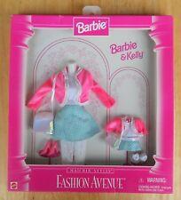 Barbie and Kelly Fashion Avenue Matchin' Styles Pink Jacket Plaid Skirt  17292