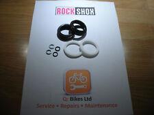 RockShox Seals, Foam Rings & Washers - 28mm - 35mm Forks (Pike 14+, Recon, Reba)
