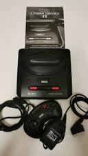 SEGA MEGA DRIVE 2 Retro Spielkonsole MK-1631-50 komplett