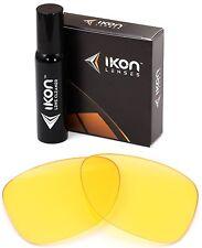 Polarizados Ikon Lentes de Repuesto para Oakley Monte Frio Gafas Sol HD Amarillo