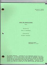 "BUFFY THE VAMPIRE SLAYER script ""Him"""