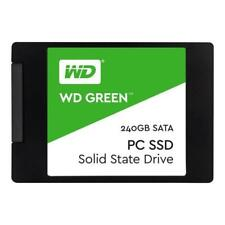 "Ssd 2.5"" 240gb Western digital Green Sata3"