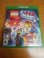 Lego Movie Video Game (Microsoft, Xbox One)(Complete)(Tested)