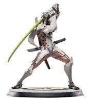 Blizzard Overwatch: Genji Statue 11.75 Inch Polystone Hand Painted - New in Box