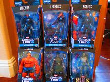 Marvel Legends Fantastic Four BAF Super Skrull Complete Set Brand New! NICE!