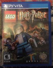 PS Vita LEGO Harry Potter: Years 5-7 (Sony PlayStation Vita, 2012) Free Ship!!