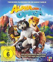 Alpha und Omega - Blu-ray - Abenteuer Wolf Animation Filmspaß - Dennis Hopper