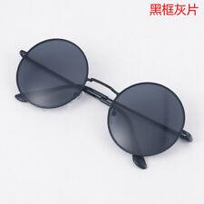 Creative Hippie Style Colorful Round Circle Sunglasses Vintage Glasses Eyewear