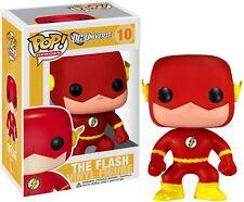 Funko Pop! DC Comics Super Heroes El Flash Figura De Vinilo