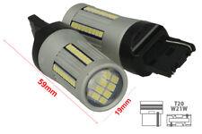 Lámpara Led T20 Can-bus 12V 25W Real Para Luces De Circulación Diurna Lancia