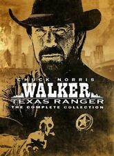 Walker Texas Ranger Complete Series Collection Season 1 2 3 4 5 6 7 8 DVD SET TV