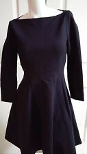 NEW KATE SPADE NEW YORK SELMA 3/4 SLEEVE FIT AND FLARE DRESS SIZE 0