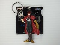 Final Fantasy VII Vincent Valentine Figure Keychain Banpresto Japan