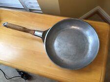 "COPCO Michael Lax Design Japan #806 10""omelet Fry Pan Wood Handle"