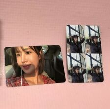 Oh!GG YURI Official RANDOM CARD SNSD Girls' Generation Lil' Touch Photo Card Set