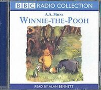 Winnie The Pooh (BBC Radio Collection) New Audio CD Book A. A. Milne, Alan Benne