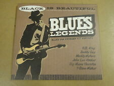 CD BLACK IS BEAUTIFUL / BLUES LEGENDS