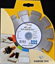 Diamantscheibe Cedima Ø150x2,4x22,23mm EC-31 Asphalt LASER Diamant Trennscheibe