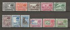 MALAYA/MALACCA 1960-2 SG 50/60 USED Cat £35