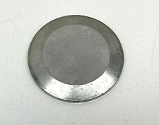 "Sanitary Clamp Ferrule Flange Blind Cover Cap for 2"", 316L Stainless"