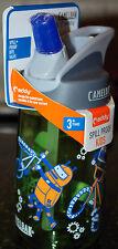 NEW! CamelBak eddy Kids .4L Water Bottle ROBOTS