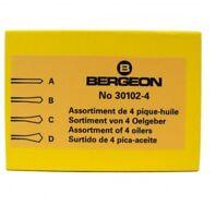 Bergeon 30102-4 Set of 4 Watch Oilers Watchmakers & Watch Repairs - HO30102-4