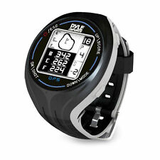 Pyle GPS Smart Golf Watch Uses Space-Based GPS Satellite Positioning Technology