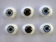 Augen Im Glas Briefbeschwerer 18 MM Puppen- Antik Oder Modern - Reborning