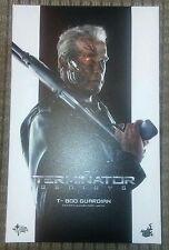 1/6 Hot Toys Terminator Genisys T-800 Empty Box MMS307 *US Seller*