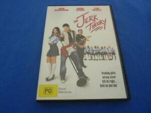 The Jerk Theory - DVD - Region 4