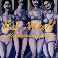ED HALL motherscratcher (CD, album) alternative rock, psychedelic rock, psych,