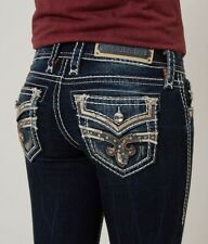 NWT ROCK REVIVAL ARISA SKINNY JEANS THE BUCKLE SIZE 25