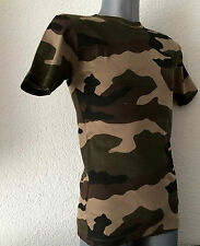 ORIGINAL Army Bw Style T-Shirt Flecktarn Shirt  Outdoor Angeln  Gr.S oder M Neu