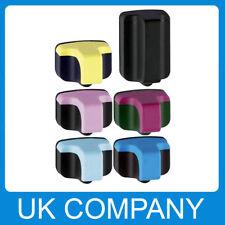 6 Ink Cartridge For HP 363 Photosmart C5180 C6180 C7180 C7280 C8180 3310 Printer